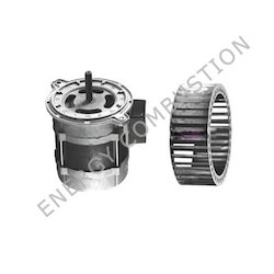 Industrial Oil & Gas Burner Motor