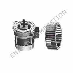 Industrial Oil & Gas Burner Motor