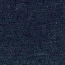 6.5 Oz Green Indigo Linen Denim Fabric