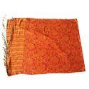 丝绸披肩围巾