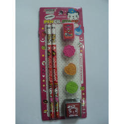 Stamp Pencil Gift Set