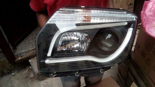 Renault Duster Projector Led Headlights At Rs 24000 Pair