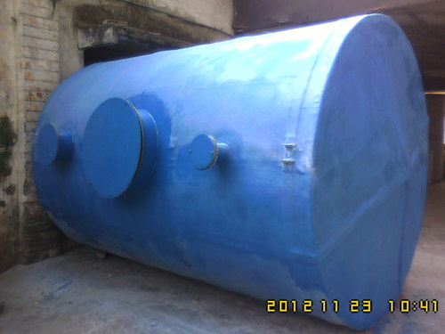 Industrial FRV Tank - FRP Sewage Tank Manufacturer from