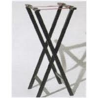 Wooden Tray Jack Stand