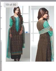 Attractive Ladies Pakistani Suits