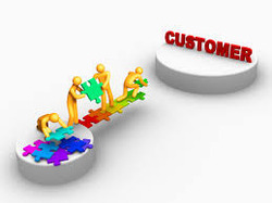 Sales & Support Service