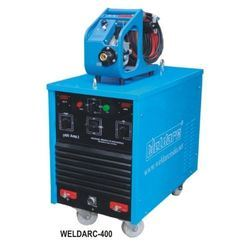 Three Phase MIG/MAG Welding Machine, Voltage: 220 V