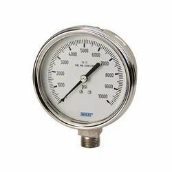Industrial Pressure Gauge Calibration Services
