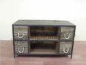 Wooden Modular TV Cabinet
