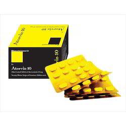 Atorvastatin 10 Pharmaceutical Tablet