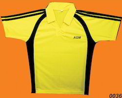 Dri Fit Collar T Shirt