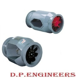 Wall Mounted Tube Axial Fan - D P ENGINEERS