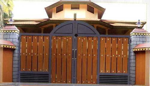 Wooden main gate sri gemini enterprises chennai id 9133329397 for Wooden main gate design for home