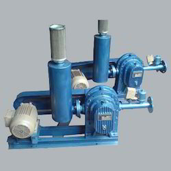 Twin Lobe Positive Displacement Blowers