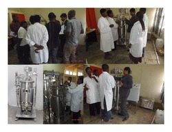 Training on BioMass Production