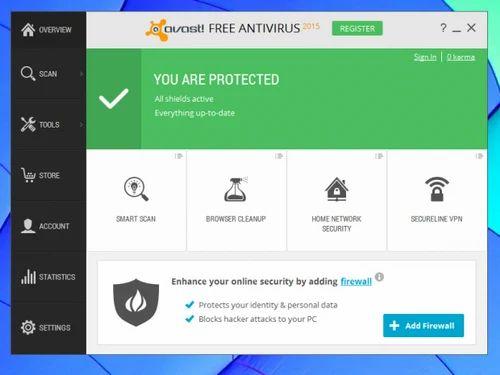 Avast Antivirus Software | Jay Ambe Infotech | Service