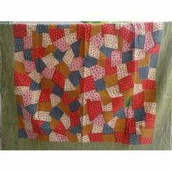 Handmade Patchwork Bedspread