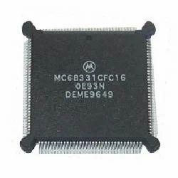 CPU IC-PLCC Package