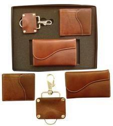 Leather Gift Set, Corporate & Business Gifts   Shree Kateshwari ...