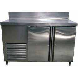 SS Table Top Freezer