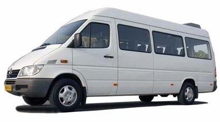Mercedes Benz Sprinter Coach Rental Service