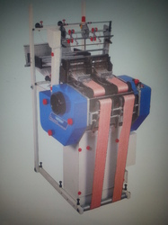 Crepe Bandage Needle Loom Machine