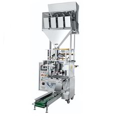 Fully Pneumatic Four Head Collar Type Packaging Machine