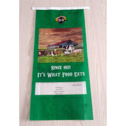 Cattle Feed Laminated Bags