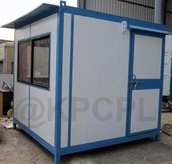 PUF Security Cabin
