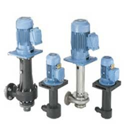Vertical Chemical Resistant Submersible Pumps