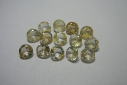 Golden Rutile Gemstone