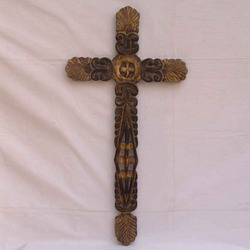 Decorative Wooden Cross