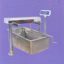 Milk Weighing Scales