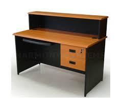 Modular Office Boss Reception Table Counter