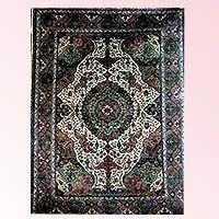 Chain Stitched Carpet