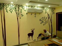 Wall Decal in Hyderabad Telangana Manufacturers Suppliers