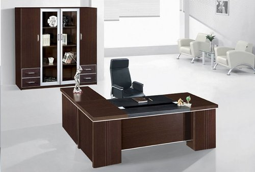ABS Wooden Brown Director Office Table, Rs 55000 /unit, ABS ...