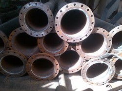 Flange End Pipe