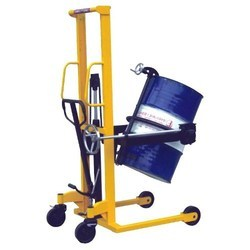 Drum Tilting Machine