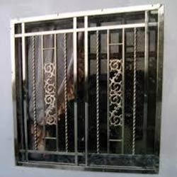Stainless Steel Window Grill At Rs 300 Square Feets Stainless