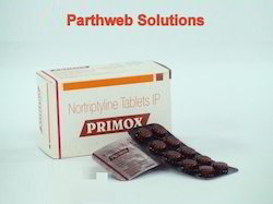 Primox (Nortriptyline Tablets)