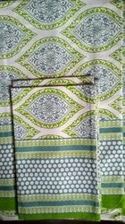 Printed Single Bedsheet