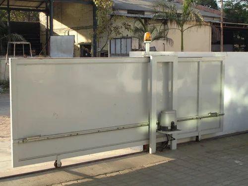 Automatic Sliding Gate Steel Sliding Gate Manufacturer