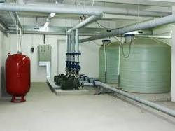 Residential Water Supply And Drainage Service