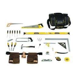 30 Piece Contractor's Tool Sets