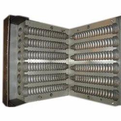 Aluminum Candle Aluminium Moulds, For Industrial
