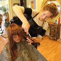 Women Hair Cut Services
