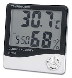 Digital Humidity Meter