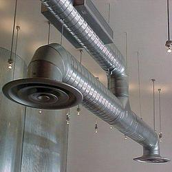 Gi Ducting Air Conditioning Ducting Ac Duct Aluminum