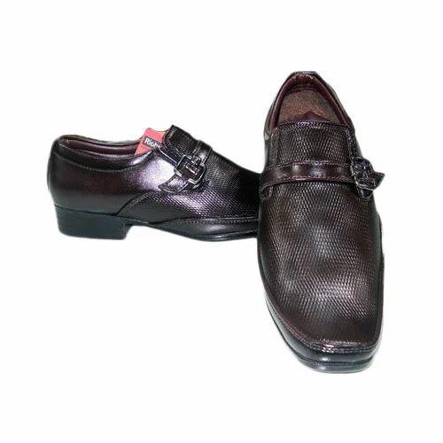 Gents Brown Slip On Čevlji, Mens Shoe - Surya Prodaja, Novo-1347